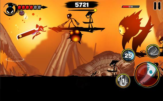 Stickman Revenge 3 screenshot 20