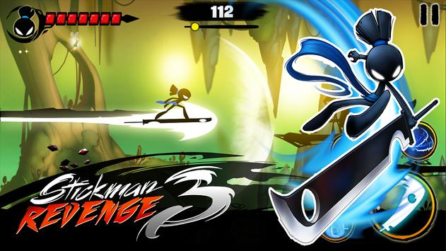 Stickman Revenge 3 screenshot 3