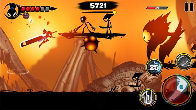 Stickman Revenge 3 screenshot 4