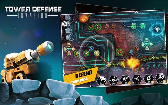 Tower Defense - Invasion TD apk screenshot