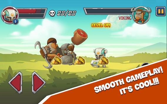 Legendary Warrior Ekran Görüntüsü 10