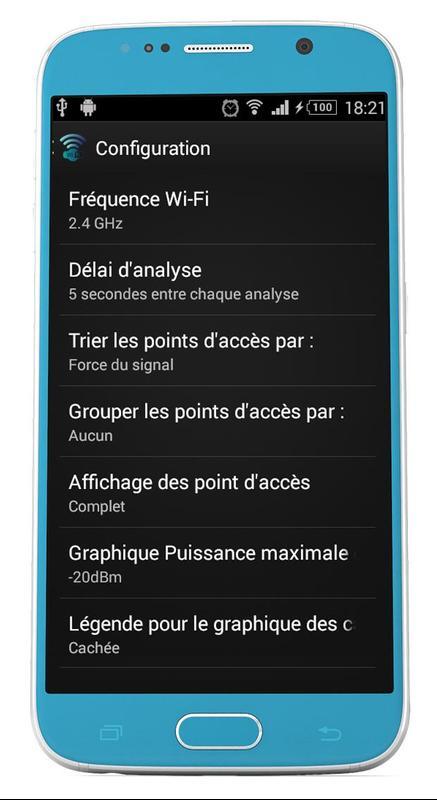 Wifi Analyzer APK Baixar - Grátis Ferramentas Aplicativo ...