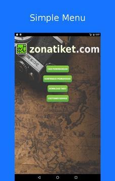 zonatiket.com apk screenshot