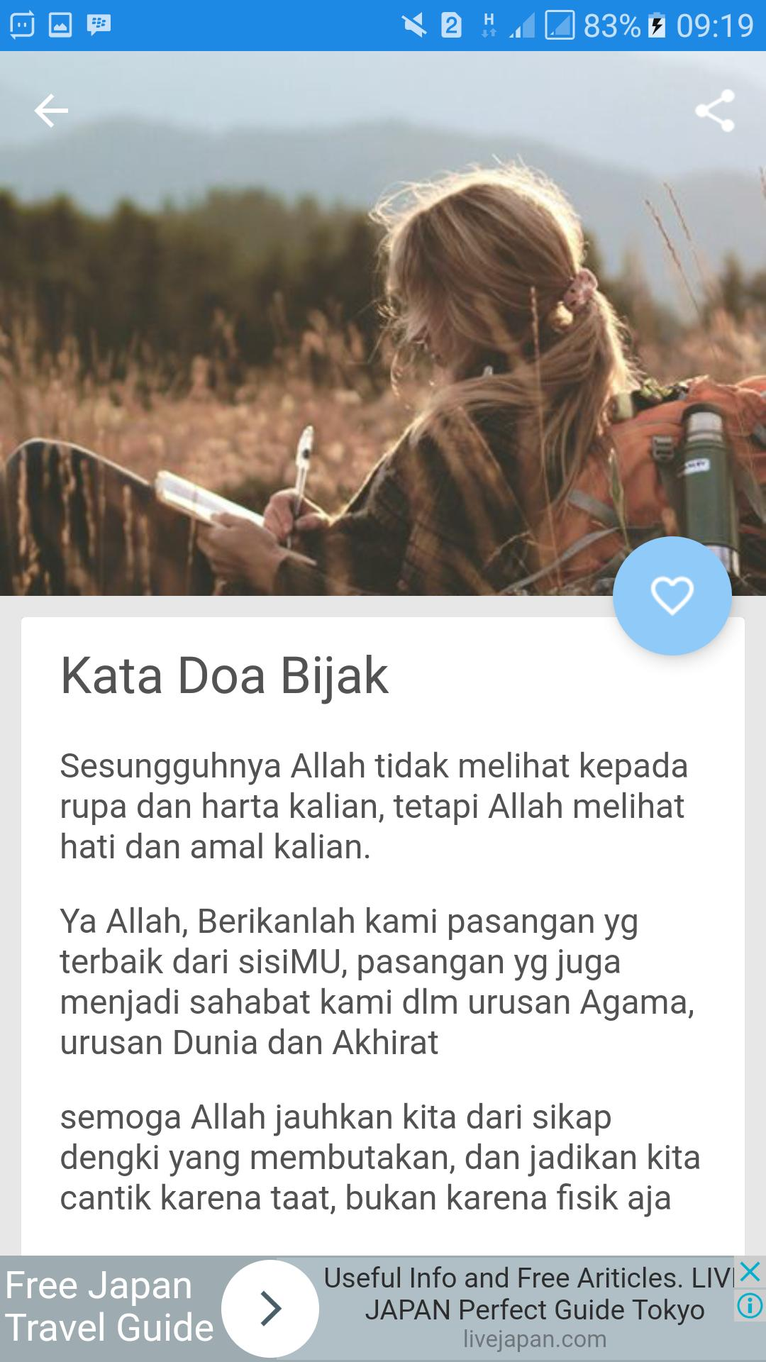 Caption Ig Motivasi Bijak For Android Apk Download