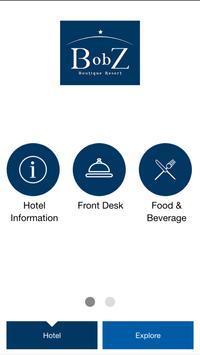 BobZ Boutique Resort apk screenshot