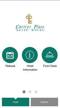 Cartier Place Suite Hotel poster