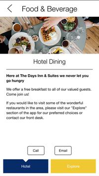 Days Inn & Suites Cabot apk screenshot
