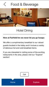 Fairfield Inn Oakville apk screenshot
