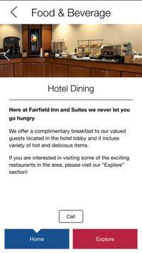 Fairfield Inn Sault Ste Marie screenshot 2