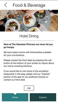 Hawaiian Princess Resort apk screenshot