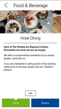 Holiday Inn Kincardine poster