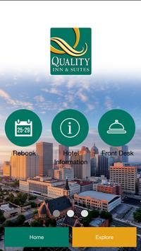 Quality Inn Oklahoma City poster