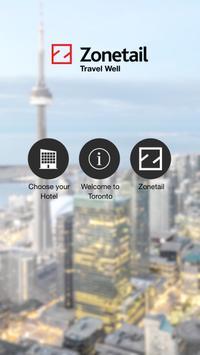 Zonetail Toronto poster