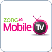 Zong TV icon