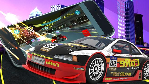 Extreme Airbone Rally Racing screenshot 2