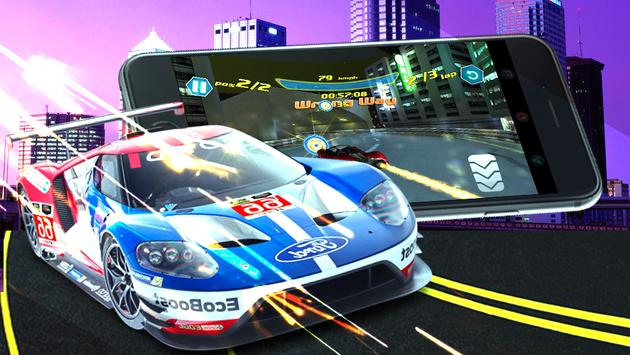 Extreme Airbone Rally Racing screenshot 4