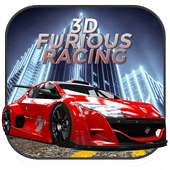 🏁 Real City Turbo Car Race 3D icon