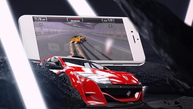 🏁 Real City Turbo Car Race 3D apk screenshot