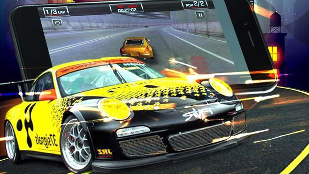 🏁Fast Car Furious Racing Game poster