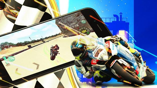 🏍️ Real Super Bike Motoracer apk screenshot