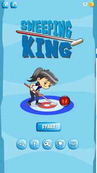 Sweeping King poster