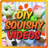 DIY Squishy Videos icon