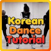 Korean Dance Tutorial icon