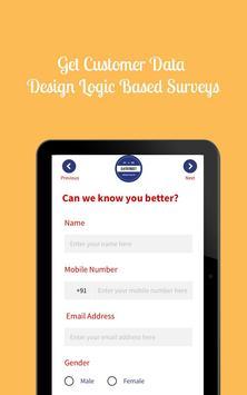 Zonka - Feedback App, Kiosk & Offline Surveys screenshot 7