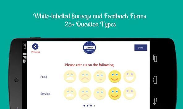 Zonka - Feedback App, Kiosk & Offline Surveys screenshot 2