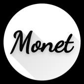Monet Paint Gallery icon