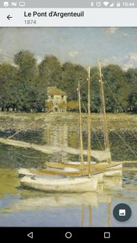 Monet Paint Gallery apk screenshot