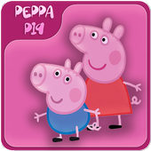 Tips Peppa Pig Games icon