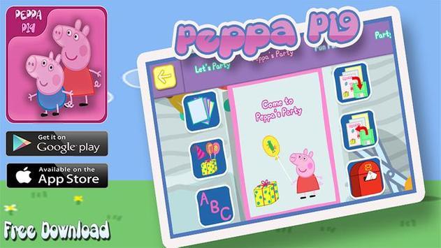 Tips Peppa Pig Games screenshot 3