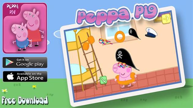 Tips Peppa Pig Games poster