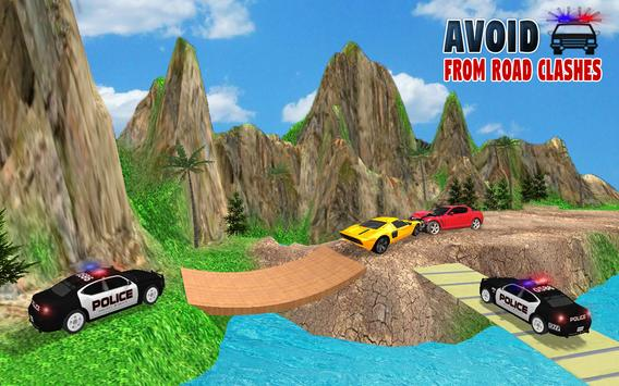 Offroad Police Car Drive 2017 apk screenshot