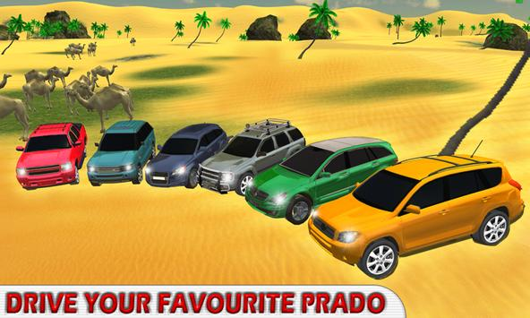 Crazy Suv Prado Offroad Jeep apk screenshot