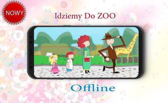 Idziemy Do ZOO-offline poster