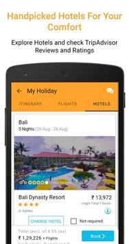 Zopky Holiday Packages apk screenshot