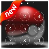 Lock screen Pokeball 2 icon