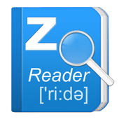 Zo Reader icon