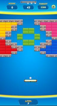 Classic Brick Breaker screenshot 1
