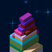 Color Tower 3D icon