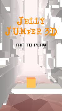 Jelly Jumper 3D poster