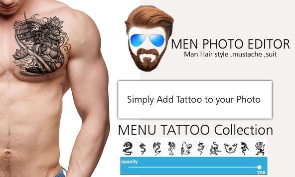 Men Photo Editor screenshot 5