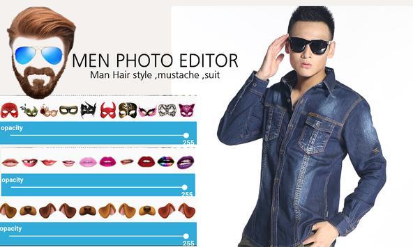 Men Photo Editor screenshot 6