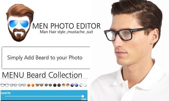 Men Photo Editor screenshot 1