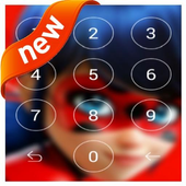 🐞 Lock Screen ladybug icon