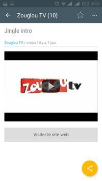 Zouglou TV screenshot 2