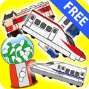 Collect trains and connect freely Train collection APK