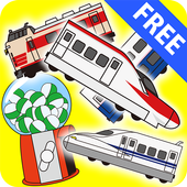 Linear MotorCar Go【Let's play by train】 icon